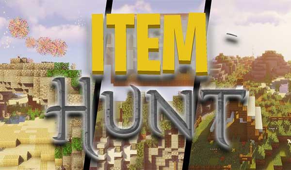 Item Hunt Map