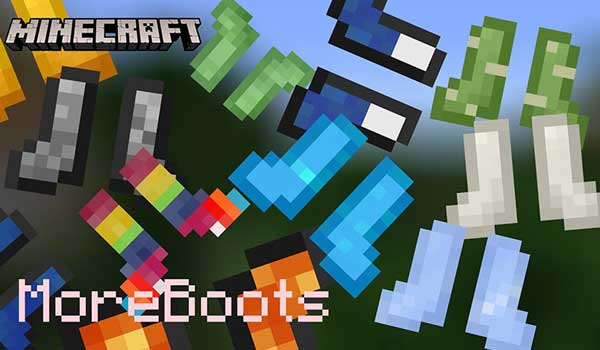 More Boots Mod