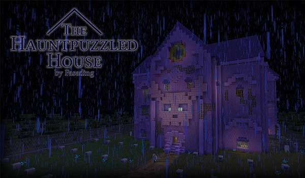 The Hauntpuzzled House Map
