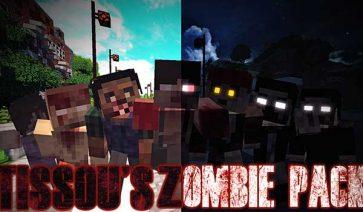 Tissou's Zombie Texture Pack