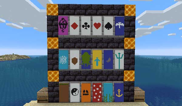 Additional Banners Mod