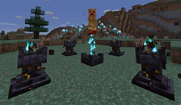 Conjuring Mod