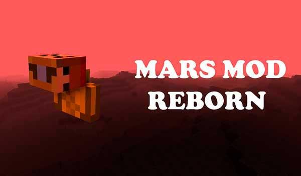 Mars Reborn Mod