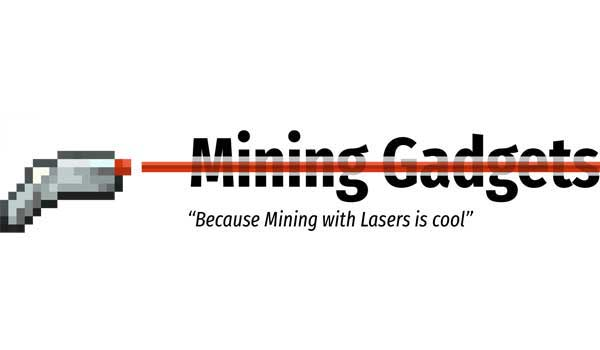 Mining Gadgets Mod