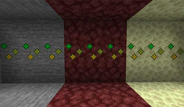 More Ores In One Mod
