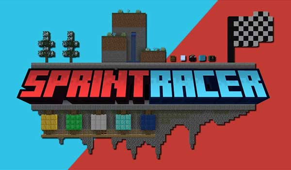 Sprint Racer Map