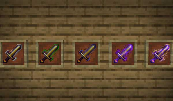 Swords of the End Mod