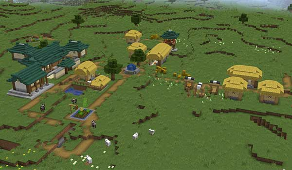 Thatched Mod