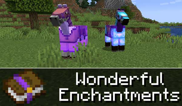 Wonderful Enchantments Mod