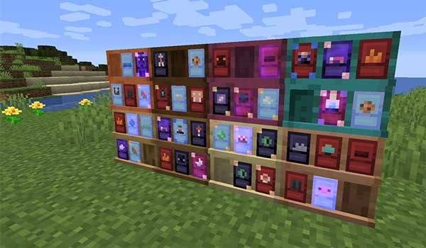 Image where we can see the card displays that will allow us to make the Buddycards Mod.