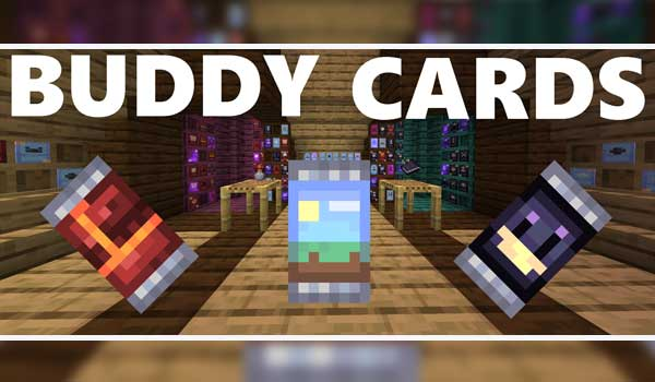Buddycards Mod