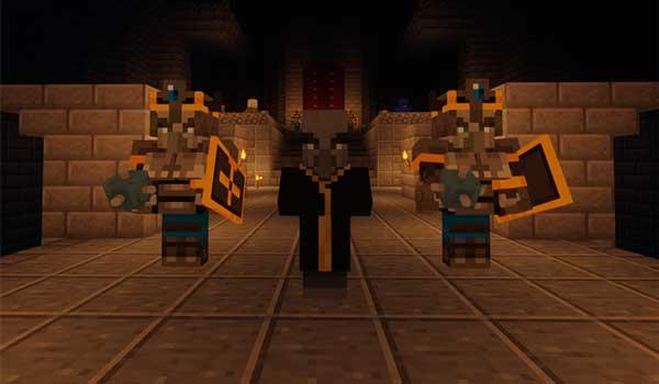 Dungeons Mobs Mod