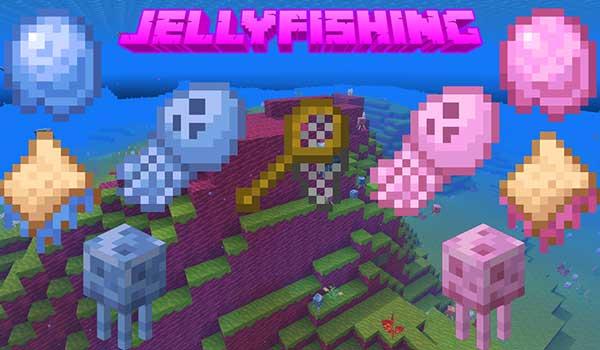 Jellyfishing Mod