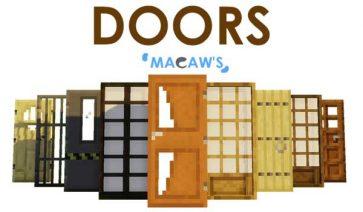 Macaw's Doors Mod