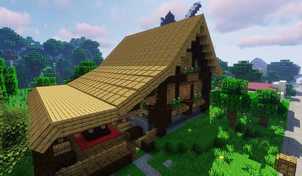 Macaw's Roofs Mod
