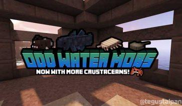 Odd Water Mobs Mod