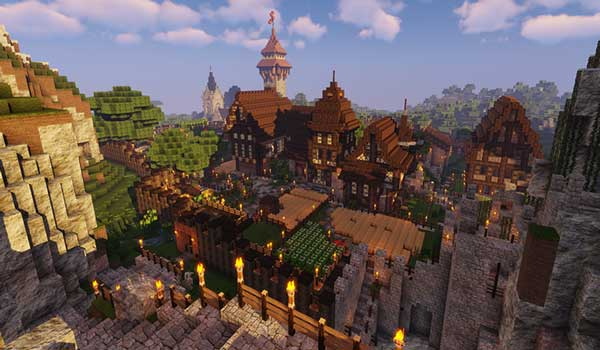 Winthor Medieval Texture Pack