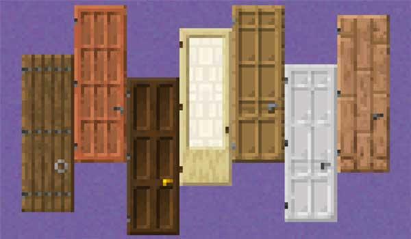 Dramatic Doors Mod