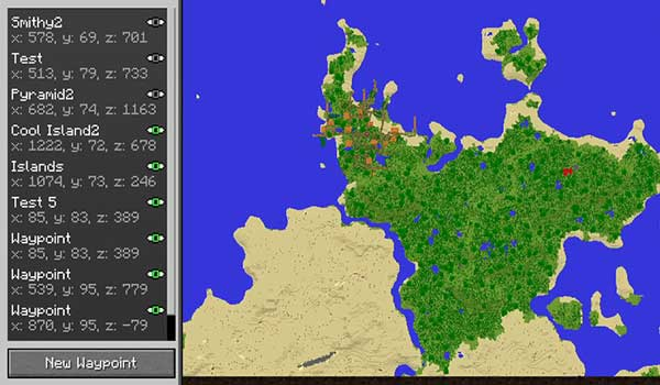 Travellers Map Mod